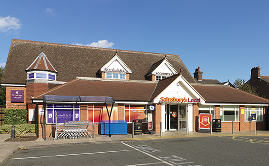 Retail & Commercial Property
