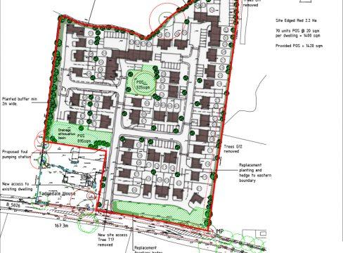 Gravel Bank, Loggerheads, Newcastle-under-Lyme