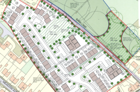 Plans for sustainable residential development in Drury