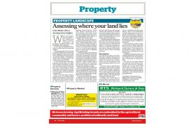 Muller shares insider knowledge on assessing land development potential